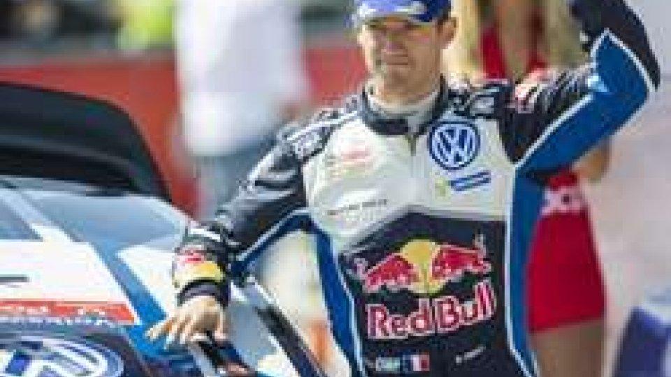 Sebastien Ogier vince il Rally di Montecarlo