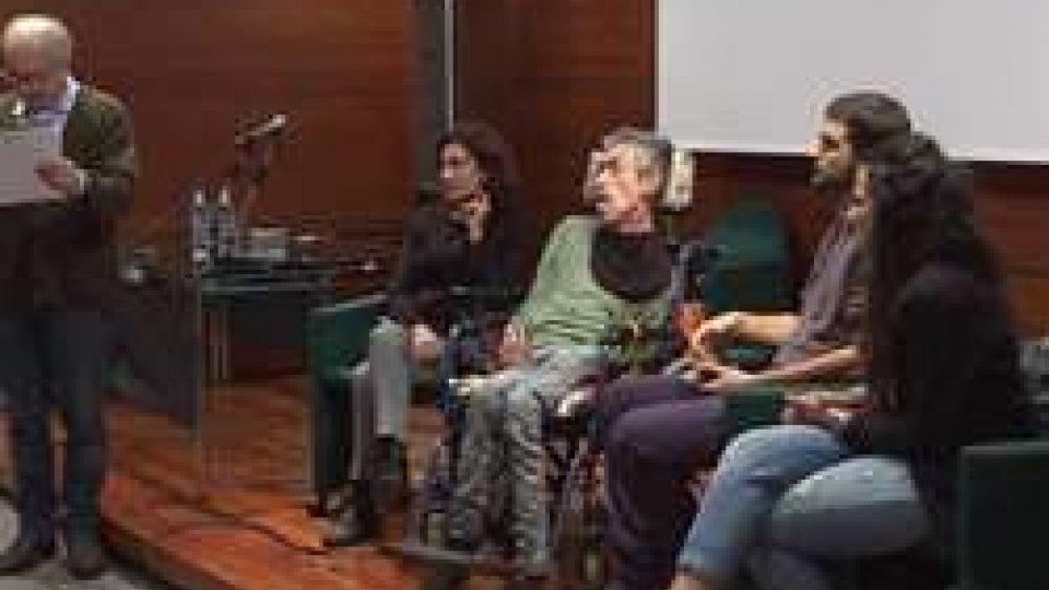 Claudio Imprudente a San MarinoA scuola di inclusione: Claudio Imprudente a San Marino