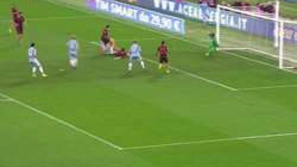 Lazio - Roma 2-0Coppa Italia: la Lazio infila la Roma, 2-0 e finale vicina