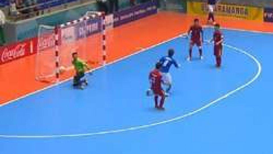 Italia VietnamMondiali Futsal, Italia prima nel girone. Brasile a valanga sul Mozambico: 15-3!