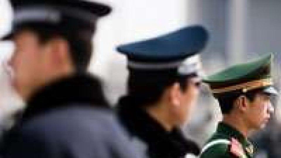 Cina, continua la repressione degli attivisti