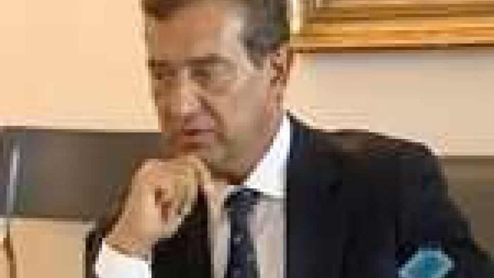 """San Marino - Marcucci su lavoro nero: """"Aumentare i controlli nelle aziende""""Marcucci su lavoro nero: """"Aumentare i controlli nelle aziende"""""""