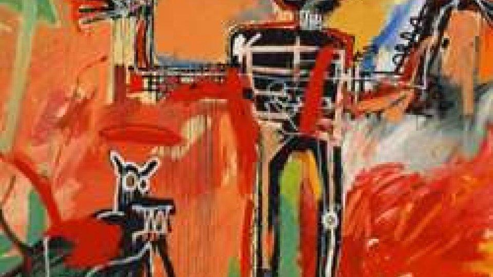Percorsi d'arte contemporanea: lunedì 27 18.15 Jean Michel Basquiat