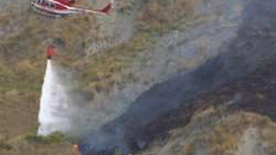 Rischio incendi: massima attenzioneRischio incendi boschivi: scatta la fase di massima attenzione