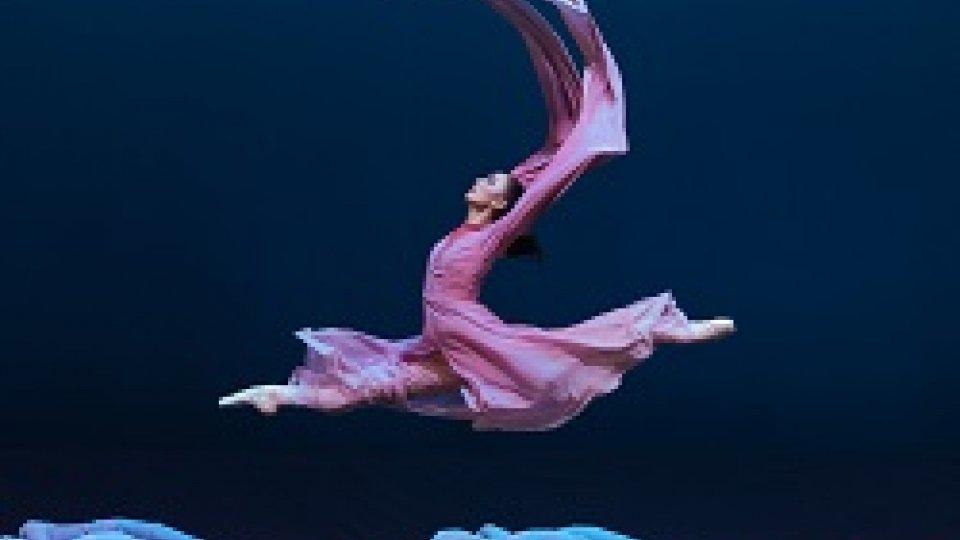 Il balletto classico di Guangzhou