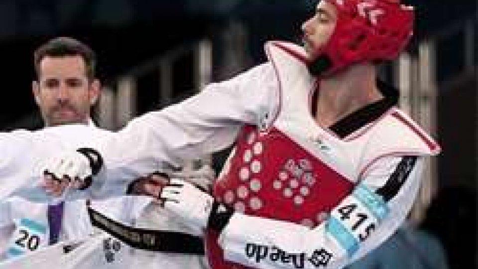 Taekwondo: Ceccaroni entra nella Top 100 mondiale
