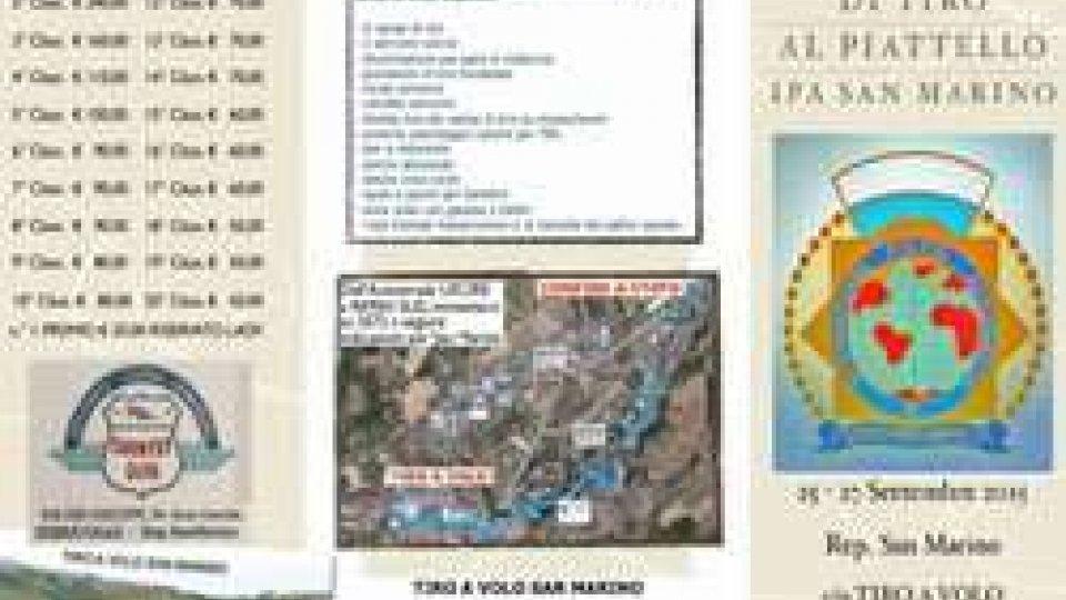 A Serravalle il 1° Torneo IPA di Tiro a Volo