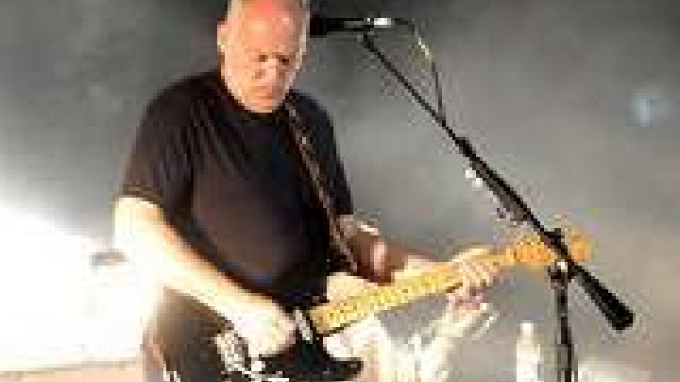 David Gilmour, a settembre tour e disco