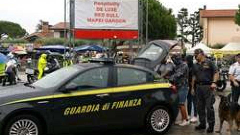 Gran Premio di San Marino, 'stretta' della Guardia di Finanza