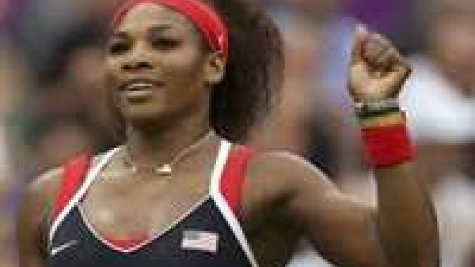 Us Open: Serena Williams implacabile, Del Potro si ferma