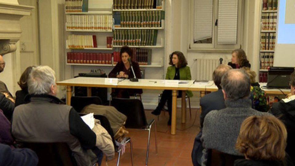 la presentazione in bibliotecaPassavano a SAN MARINO: personaggi e personalità ebraiche in ebook