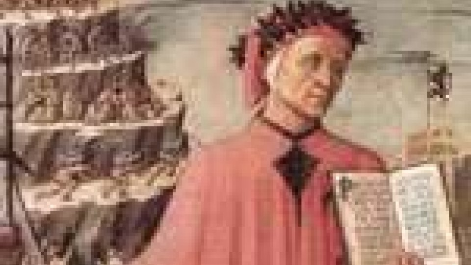San Marino - Maurizio Gobbi legge Dante a Ravenna
