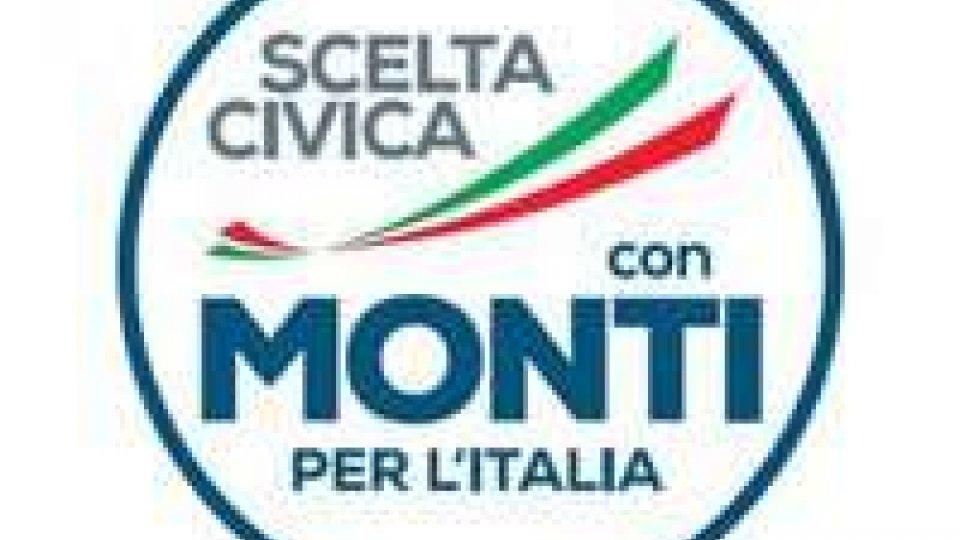 Monti presenta il simbolo, alla Camera con tre liste