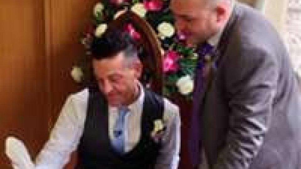 Federico Podeschi chiede riconoscimento matrimonio gay a San Marino
