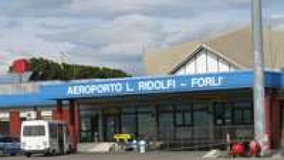 Bando per la gestione dell'aeroporto di Forlì