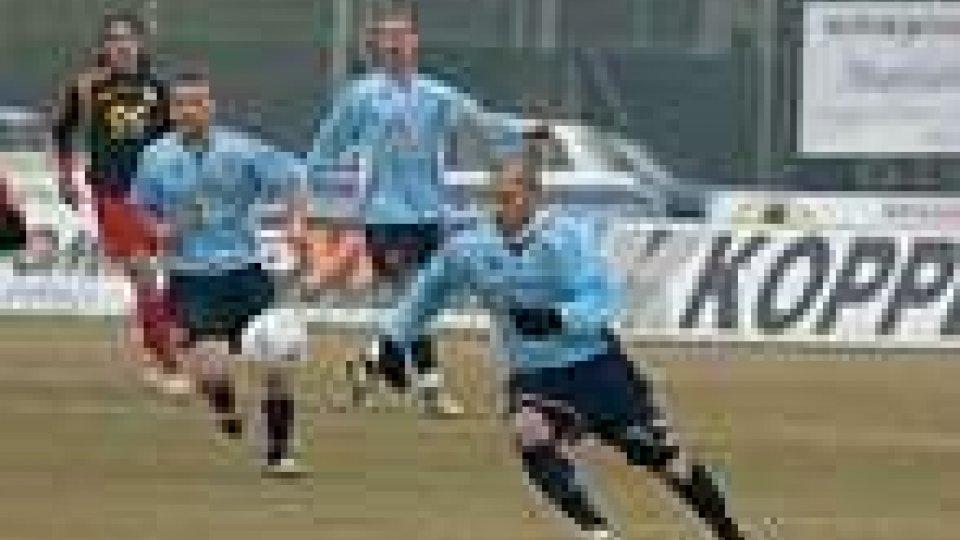 Teramo-San Marino 3-1: Buglio in bilico