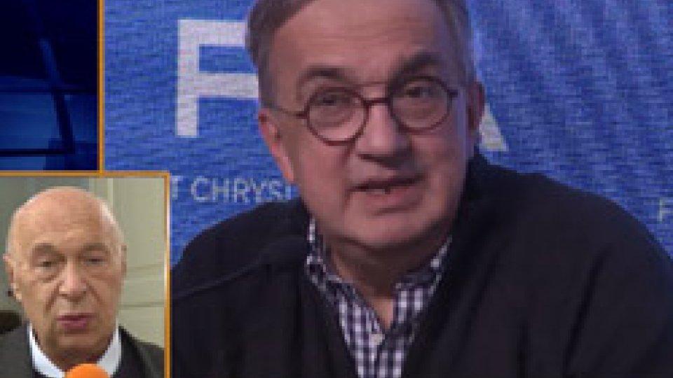 """Paolo Mieli ricorda MarchionneAddio a Marchionne. Paolo Mieli: """"Con Fca lascia una eredità ricca: il team attuale  in grado di proseguirne l'opera"""""""