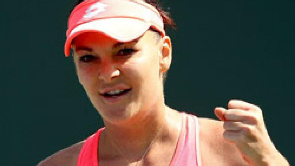 Agnieszka Radwanska @sporting news