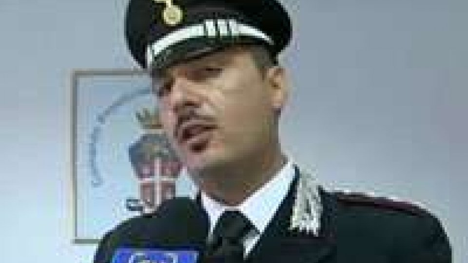 Ferruccio Nardacci nuovo comandante del comando provinciale di RiminiFerruccio Nardacci nuovo comandante del comando provinciale di Rimini