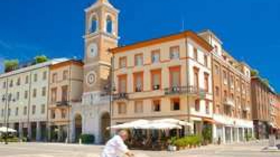 Piazza Tre MartiriCriminalità, il Sole24Ore 'incorona' Rimini