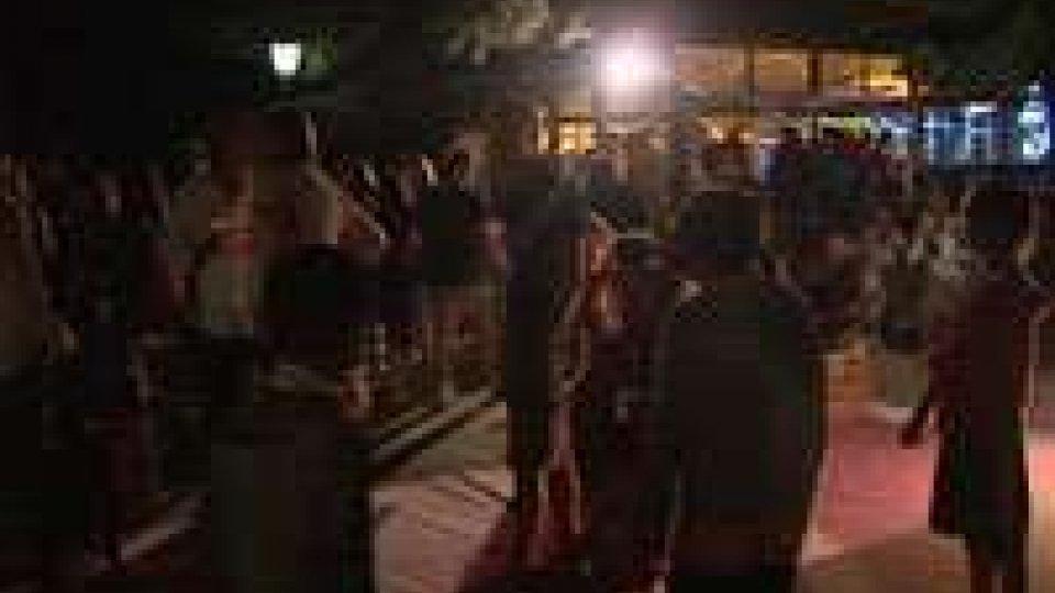 Seconda notte SMIAF all'insegna dello spettacolo di stradaSeconda notte SMIAF all'insegna dello spettacolo di strada