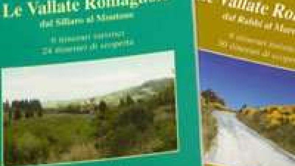 """""""Le Vallate Romagnole"""" da percorrere  in due volumi""""Le Vallate Romagnole"""" da percorrere  in due volumi"""