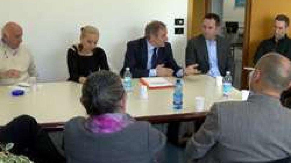 Confronti: la DC ha incontrato i rappresentanti di IUS