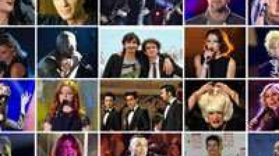 Sanremo 2015, ecco i 20 Big in gara: da Raf a Platinette, al vincitore di X Factor