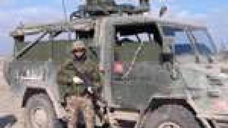 Afghanistan: esplode bomba, uccisi tre soldati Nato