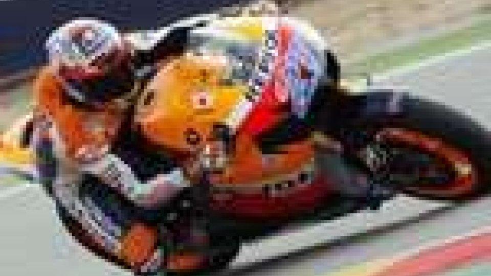MotoGp: Stoner in pole position