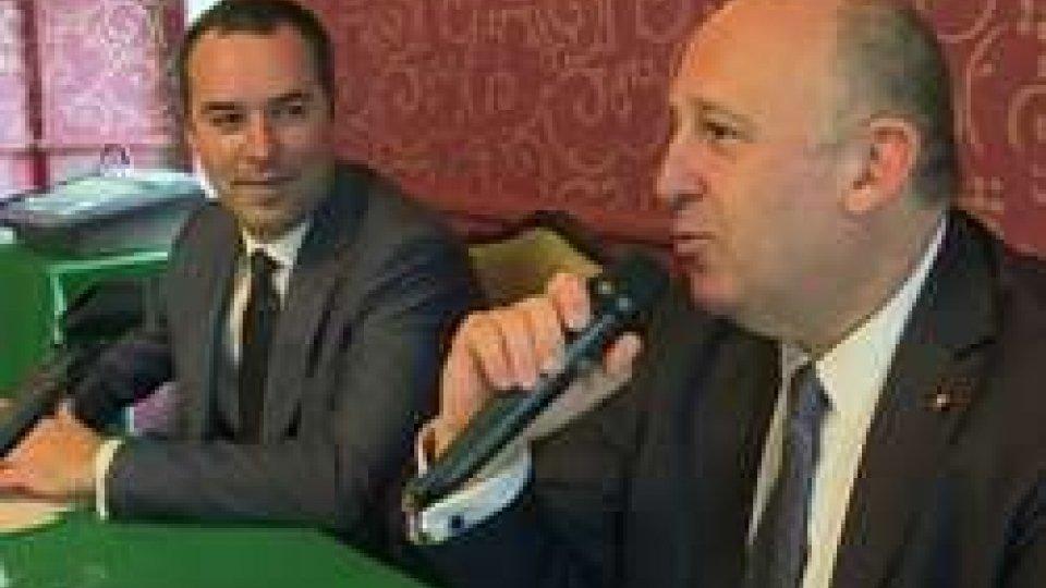 Alessandro Rosso a San Marino per rinforzare legame amicizia