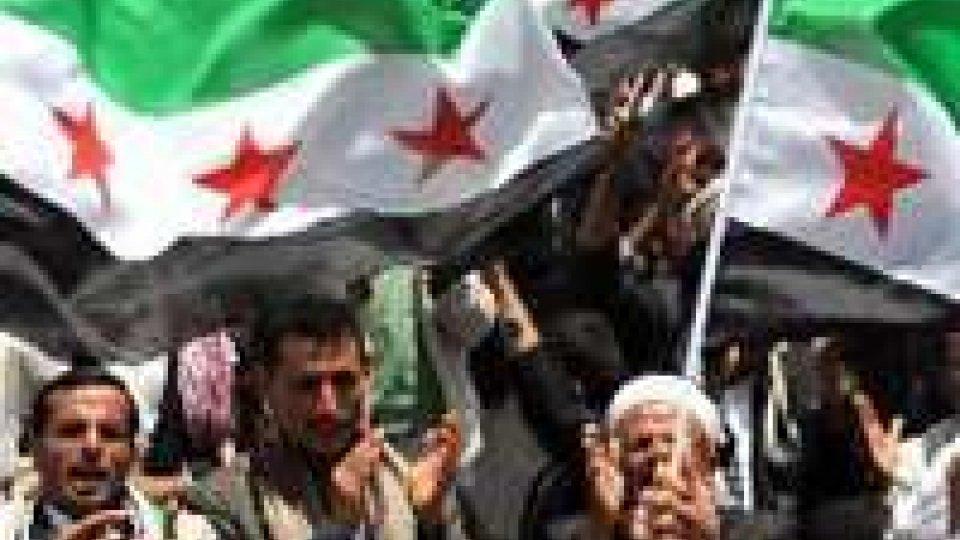 Siria, le speranze di pace diminuiscono lentamente