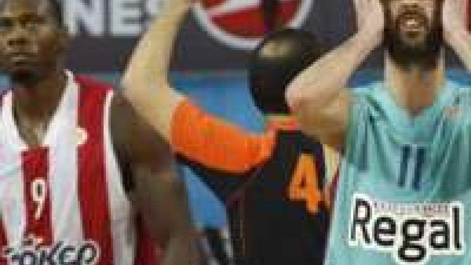 Eurolega, la finale tra CSKA Mosca e Olympiakos