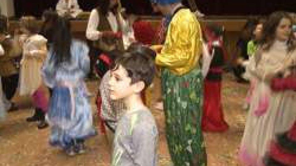 Il Martedì Grasso dei bambini