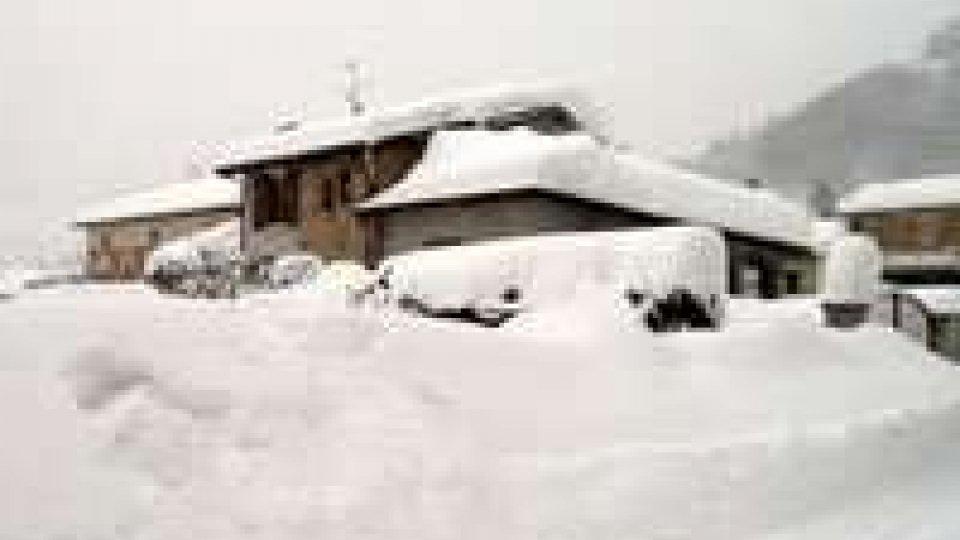 Maltempo: la Regione Emilia Romagna riapre i termini per i risarcimenti del 'nevone' 2012