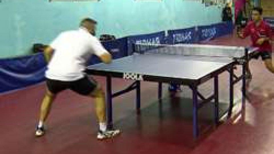 33° Campionato Sammarinese di Tennistavolo