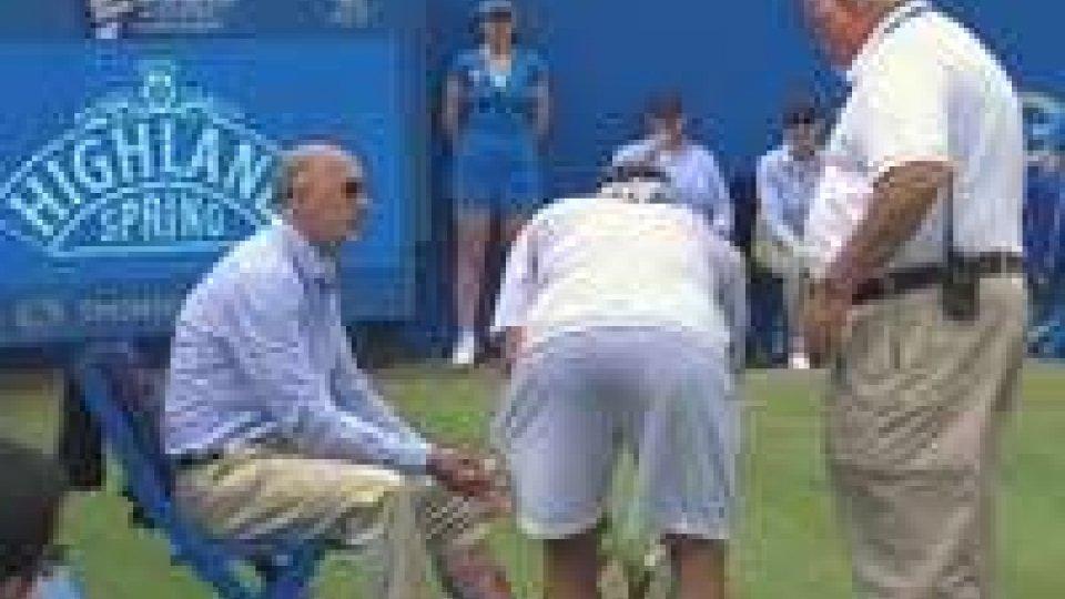 Tennis. Follia Nalbandian. Il Queen's è di Cilic