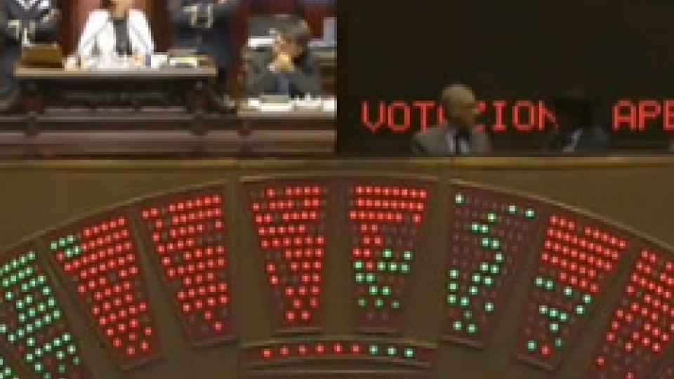 Camera italianaLa prima fiducia del governo Lega-M5S è sul decreto Milleproroghe