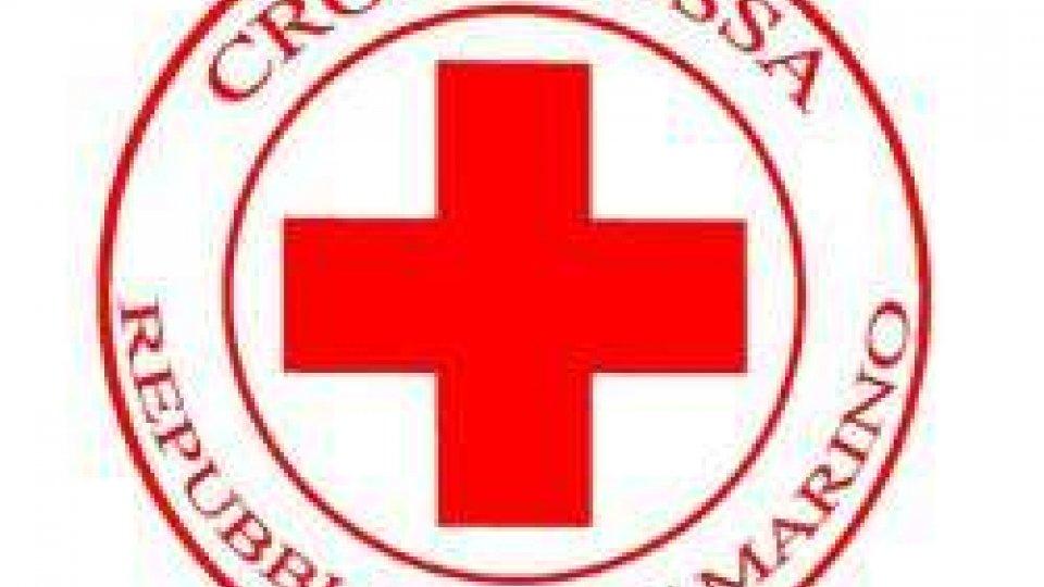 Croce Rossa San Marino: proseguono le donazioni