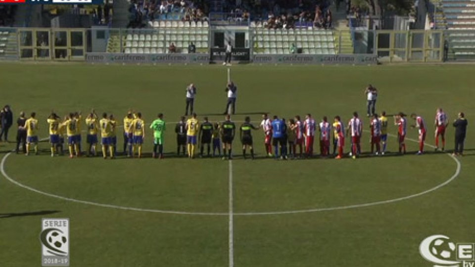 Fermana-Vis Pesaro 0-0Fermana-Vis Pesaro 0-0