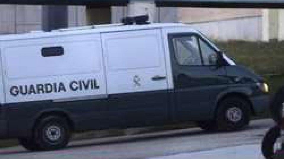 Guardia Civil spagnola