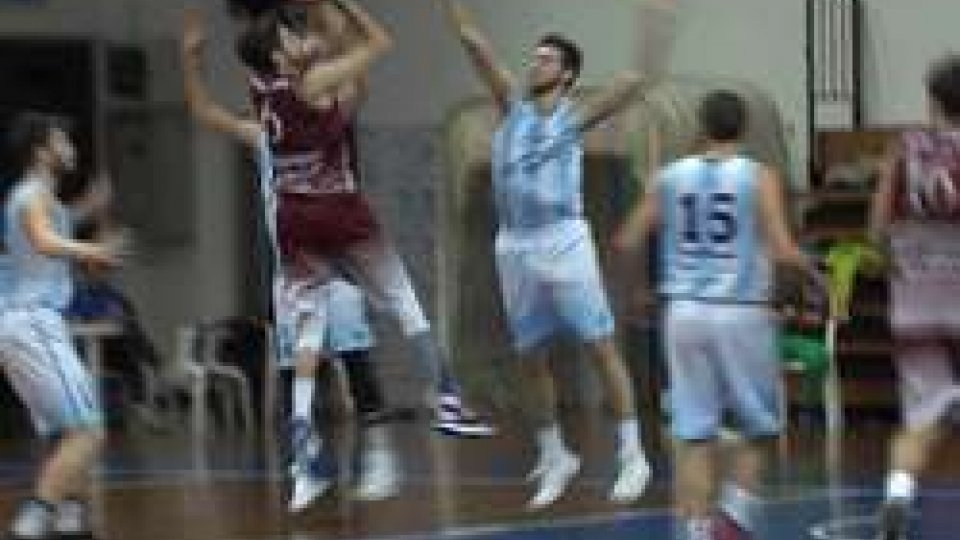 La pallacanestro Titano batte Pontevecchio e vede i playoffLa pallacanestro Titano batte Pontevecchio e vede i playoff