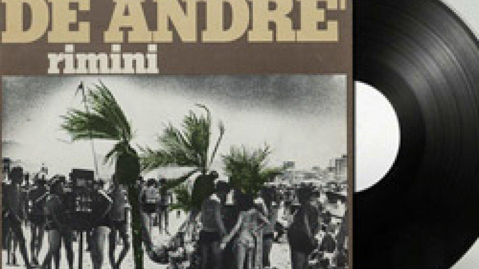 """Quarant'anni dalla pubblicazione dell'album """"Rimini"""" di Fabrizio De Andrè"""