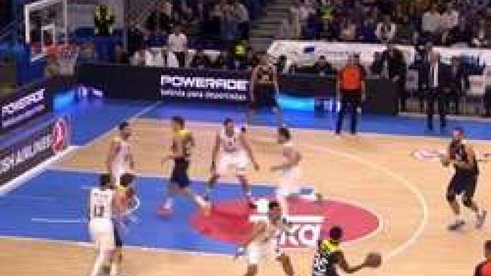 Eurolega: Milano appesa a un filoEurolega: Milano appesa a un filo
