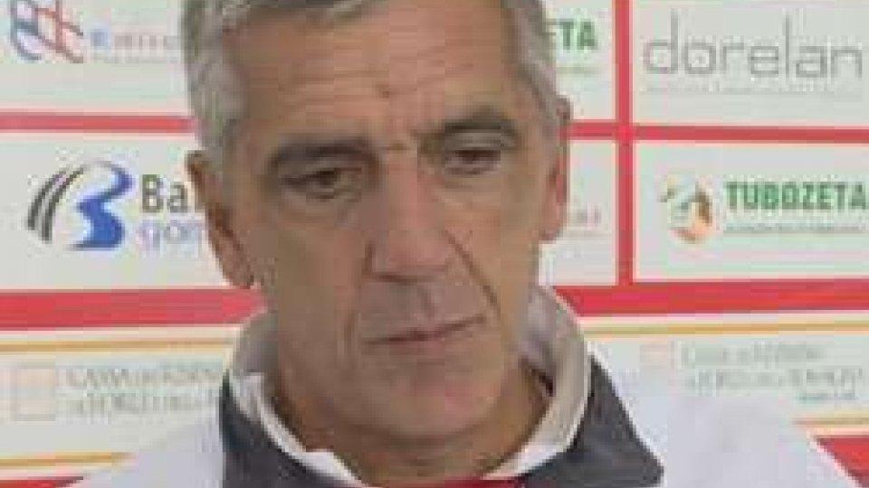 Massimo GaddaSerie D: San Marino sconfitto dal Forlì, i commenti dei tecnici