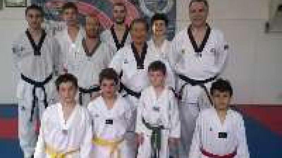 Taekwondo: la Nazionale partita per i Mondiali