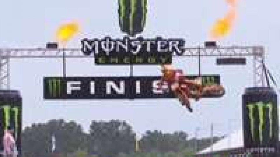 Week end con Motocross e IndycarWeek end con Motocross e Indycar