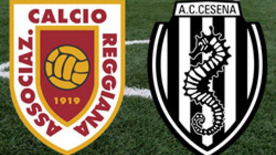 Reggiana e Cesena