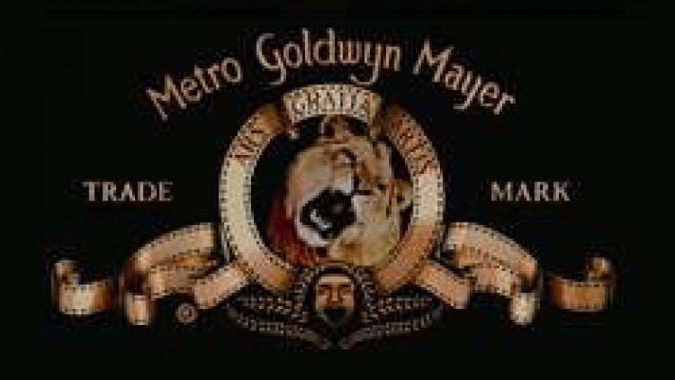 Il celebre logo della MGM