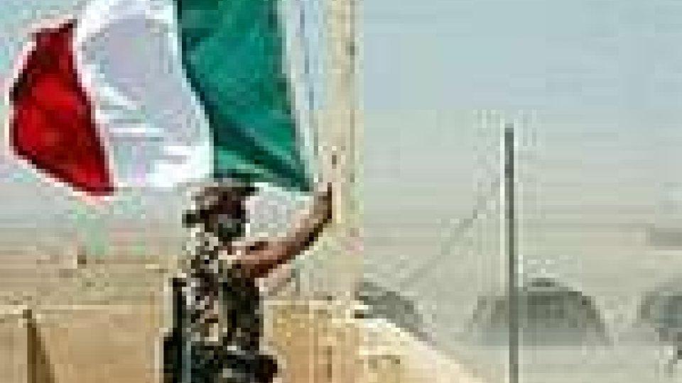 Afghanistan: feriti due paracadutisti italiani